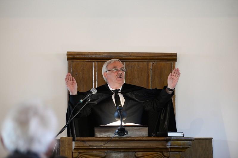 Birtokba vette imaházát a györgyfalvi úti reformátusság