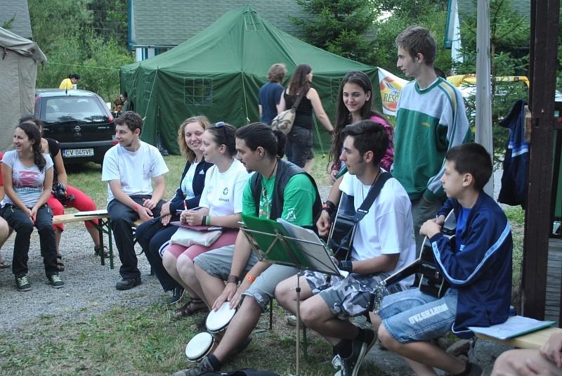 Tízéves a Keskeny Út fesztiválmissziós csoport