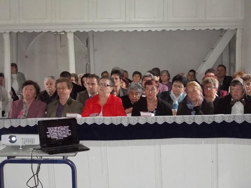 Nőszövetségi konferencia Olthévízen