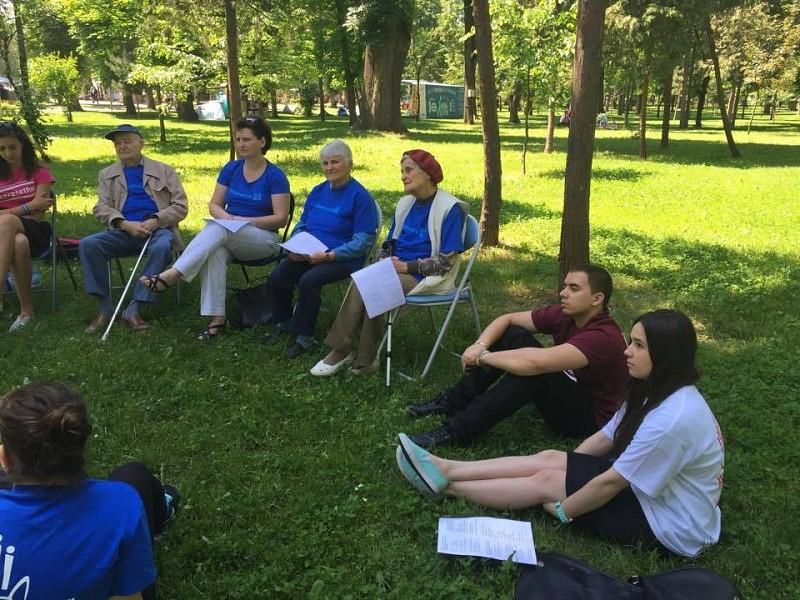 Szeretethíd – Hogyan építette a Kolozsvári IKE?