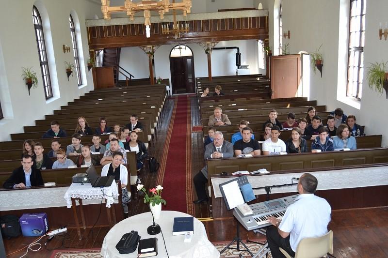 Ifjúsági találkozó keretében alakult meg a Brassói Egyházmegyei IKE