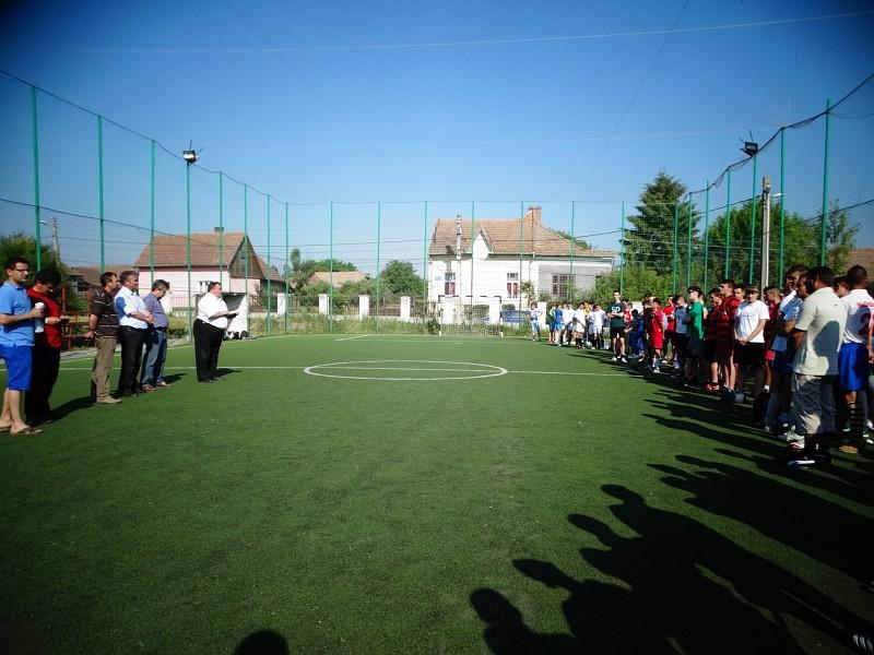 Újra sporttalálkozó Mezőbándon