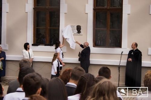 Emléktáblát avattak a székelyudvarhelyi református kollégiumban
