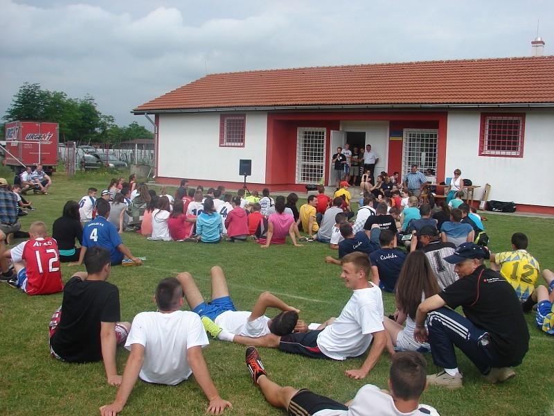 Ifjúsági Sportnap Nagygalambfalván