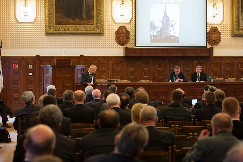 Budapesten ülésezett a Generális Konvent
