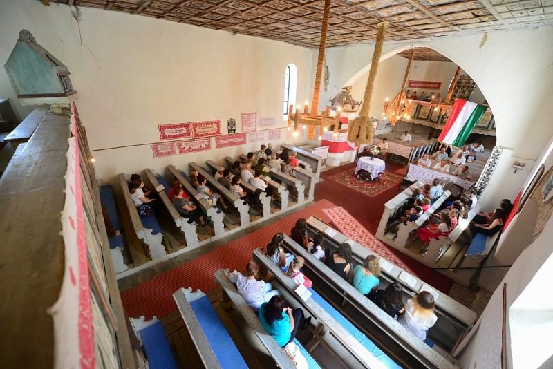 Jézus Krisztus átokká lett értünk – hangszertábor Magyarbikalon