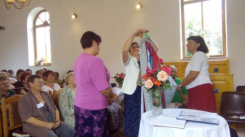 Mikóújfaluban volt a Sepsi Egyházmegye éves nőszövetségi konferenciája