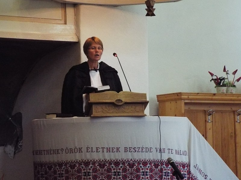 Közép-Erdélyi Régiós Nőszövetségi konferencia