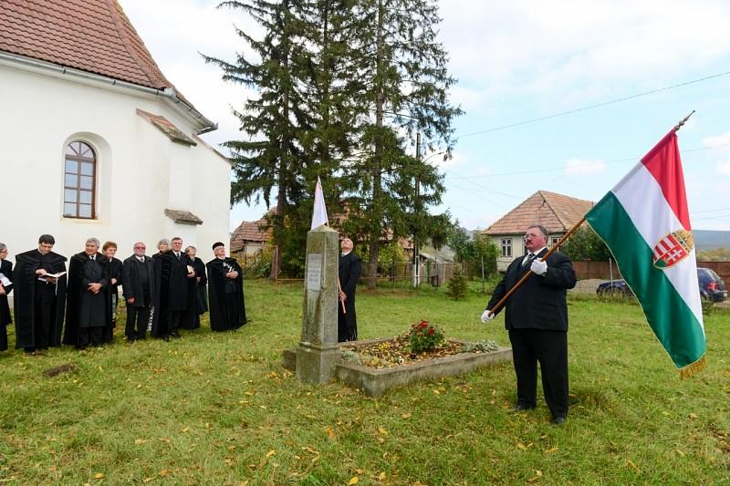 525 éves a beresztelki református templom