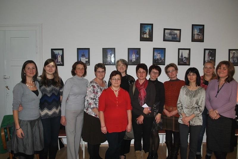 Lelkészfeleségek találkozója a Kézdi-Orbai Egyházmegyében