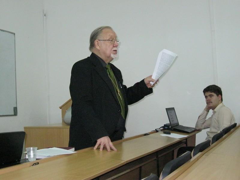 Maróthi György örökségéről tartottak konferenciát Kolozsváron