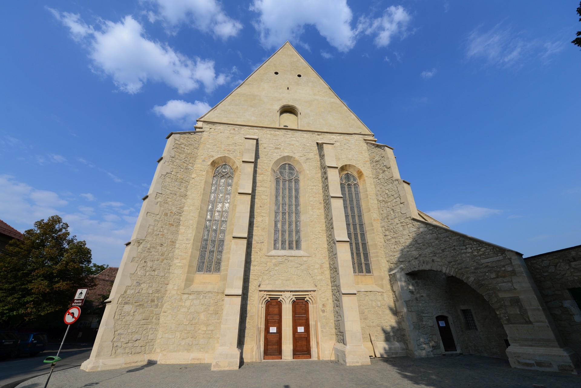 Szóbeli intésben részesült a Kolozsvár-Belvárosi Református Egyházközség elnöksége