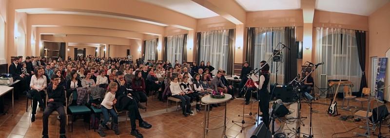 Második alkalommal szervezték meg Székelyudvarhelyen a Várom az Urat adventi keresztyén zenefesztivált