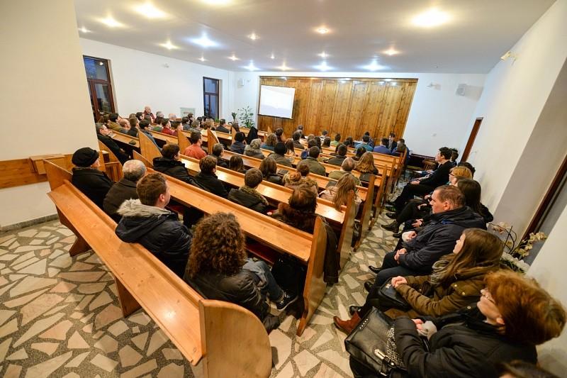 Alternatív istentisztelet a Bulgáriatelepi gyülekezetben