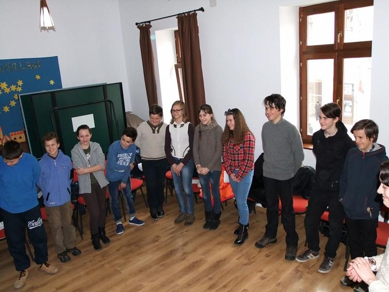 Vallásórás gyerekek találkozója Tordán