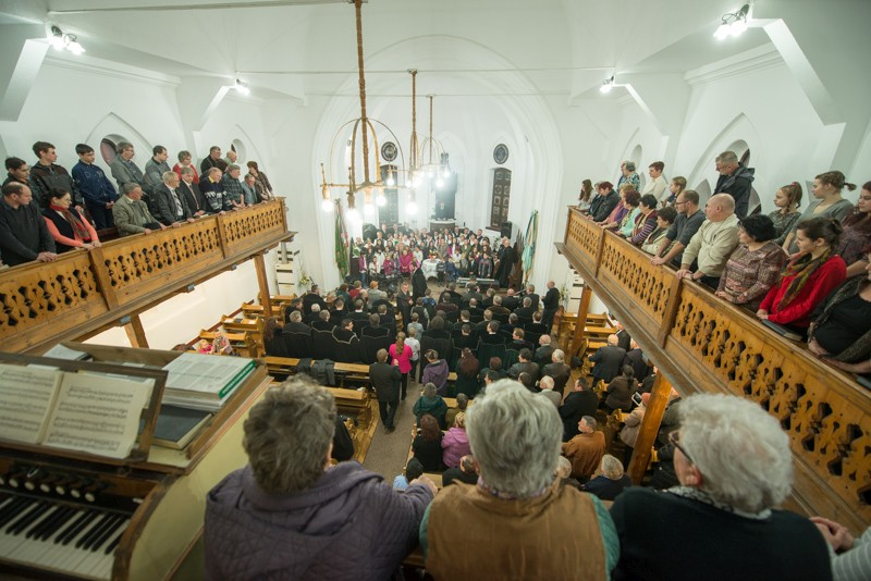 Menedékvárosokká lett nagyvárosi gyülekezetek