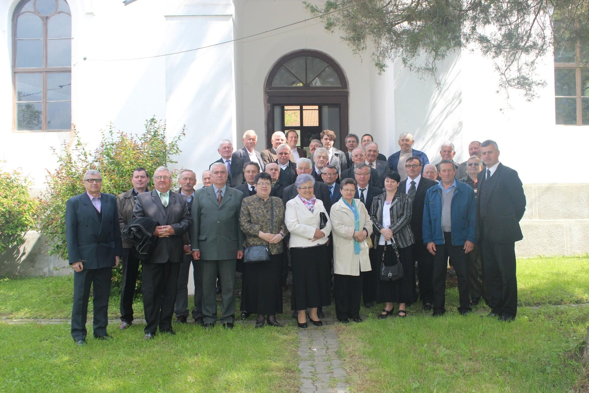Presbiteri találkozó Bágyonban