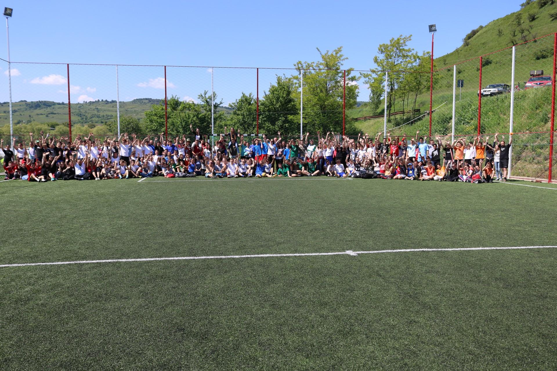 Egyházmegyei Ifjúsági Sporttalálkozó a Székelyudvarhelyi Református Egyházmegyében