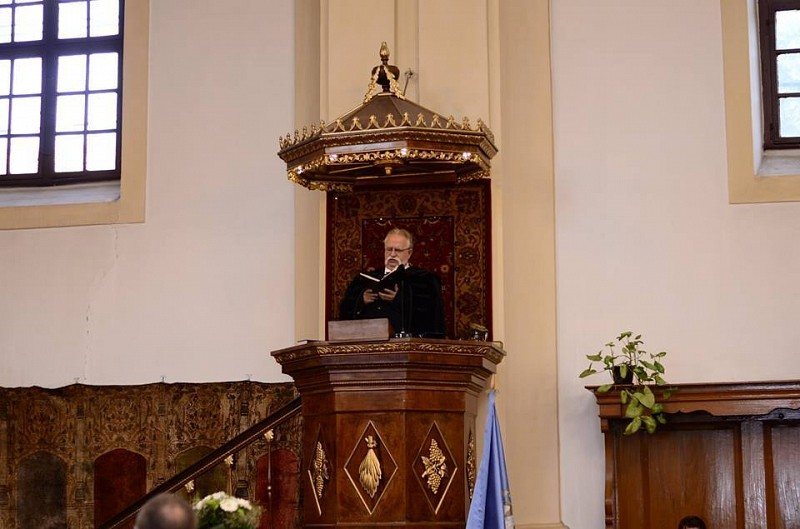 Tanévzáró a Marosvásárhelyi Református Kollégiumban