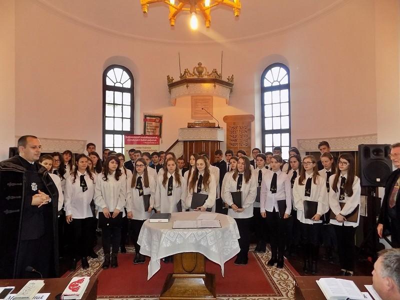 Toronycsúcsig megújulva a 120 éves erzsébetvárosi református templom