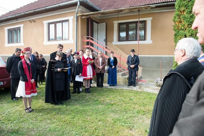Falutalálkozó Magyarberétében