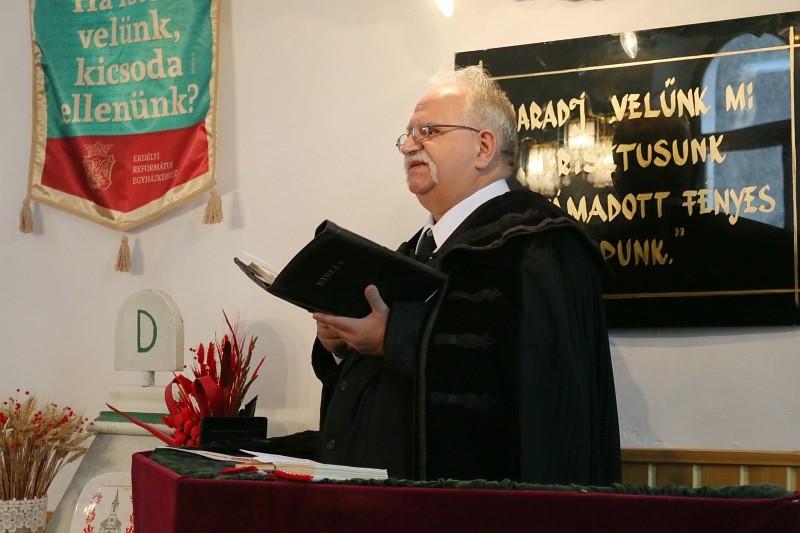 150 éves a somogyomi református templom
