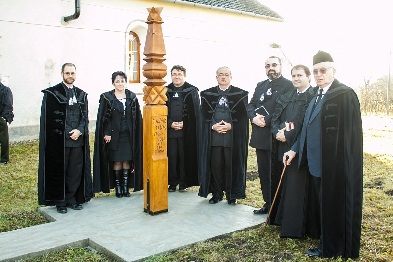 250 éves a Magyarbényei református templom