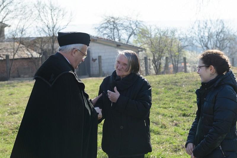 Generális vizitáció Gyulafehérváron