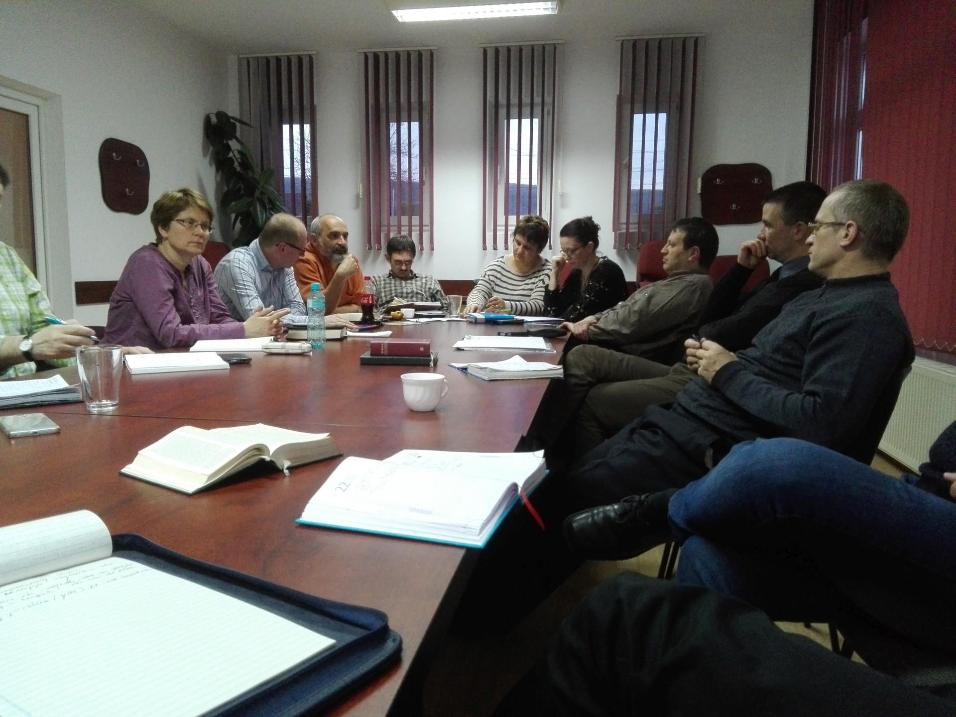 Gyaluban találkoztak a Hivatásmegőrző Szolgálat munkatársai