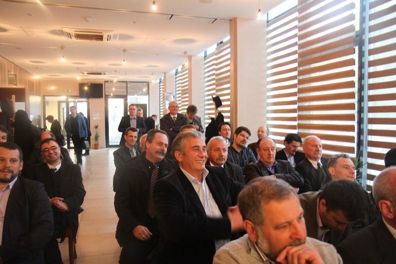 A reformáció jelenéről és jövőjéről értekeztek a RORLÉSZ székelyudvarhelyi ülésén