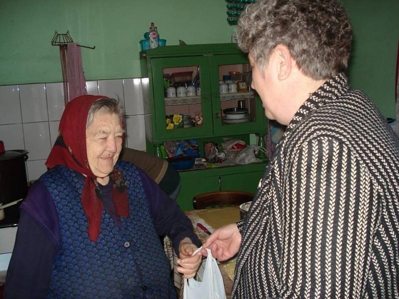 Egy falat szeretet a Kézdi-Orbai Református Egyházmegyében