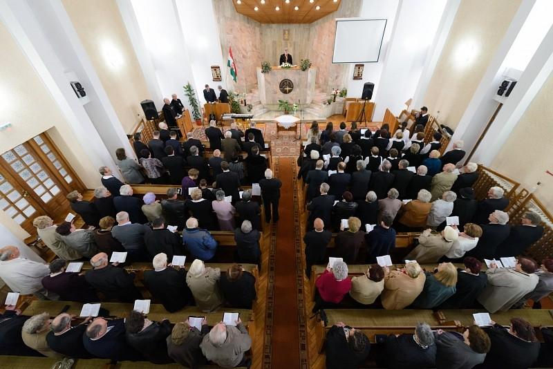 Kettős ünnep a marosvásárhelyi alsóvárosi gyülekezetben