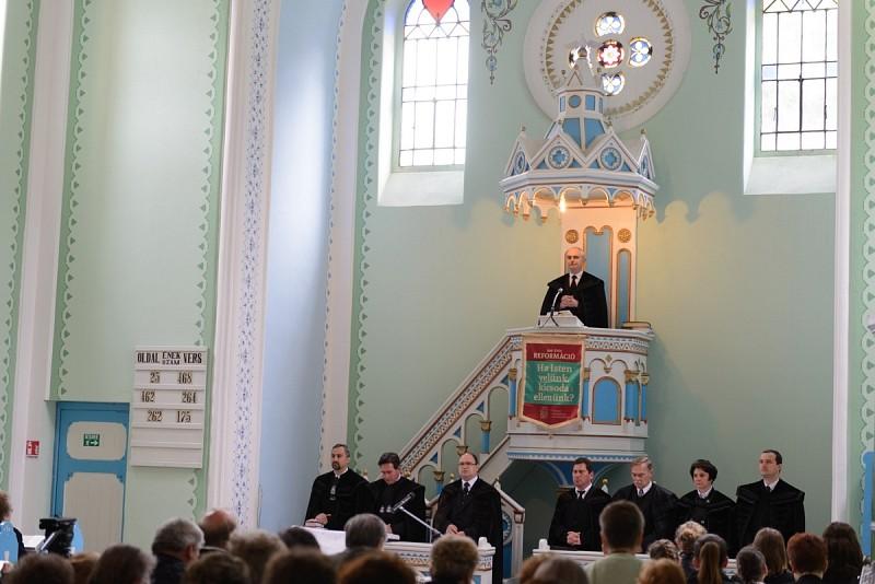Egyházmegyei csendesnap Déván