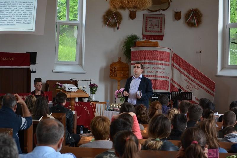 Ifjúsági sportnapot tartottak Sövényfalván
