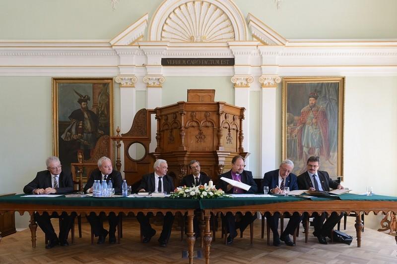 A Romániai Református Egyház és Romániai Evangélikus-Lutheránus Egyház Zsinatainak nyilatkozata