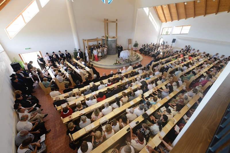 A templom a menny nagykövetsége