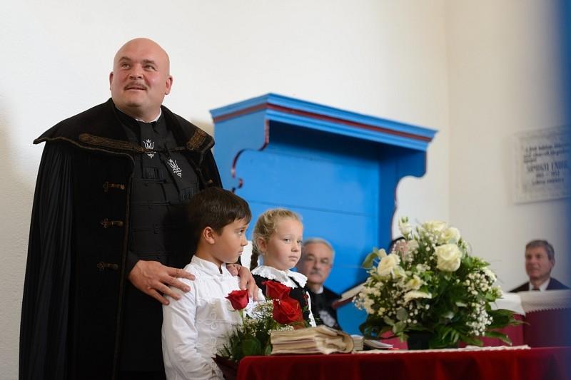 Megújult a rétyi református templom