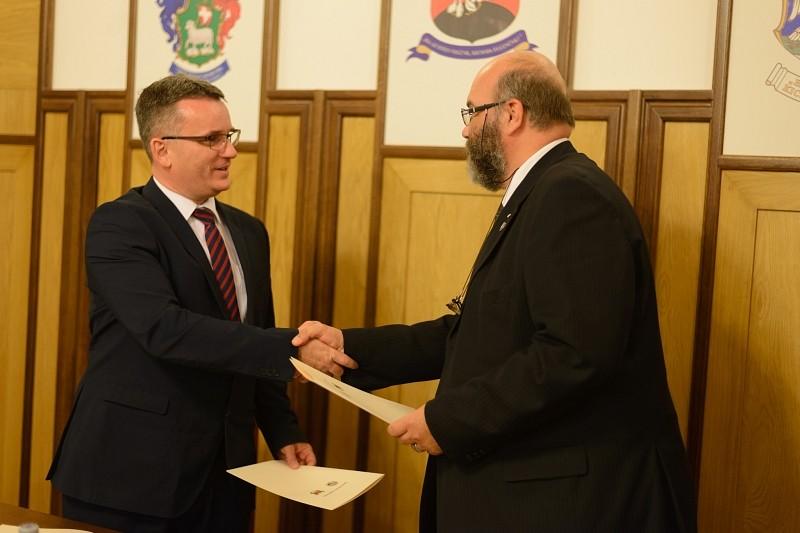 Testvéregyházmegyei kapcsolat jött létre a Kolozsvári és a Pozsonyi Református Egyházmegye között