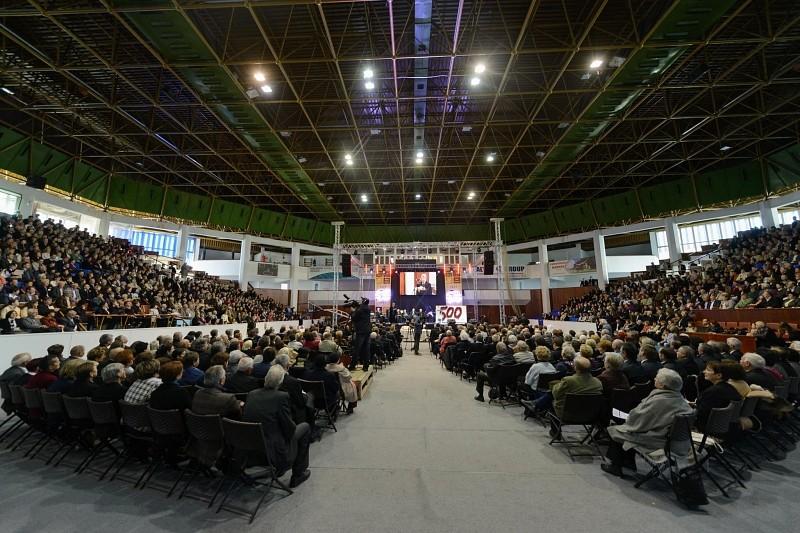 Nagyszabású rendezvénnyel emlékeztek a reformációra Marosvásárhelyen