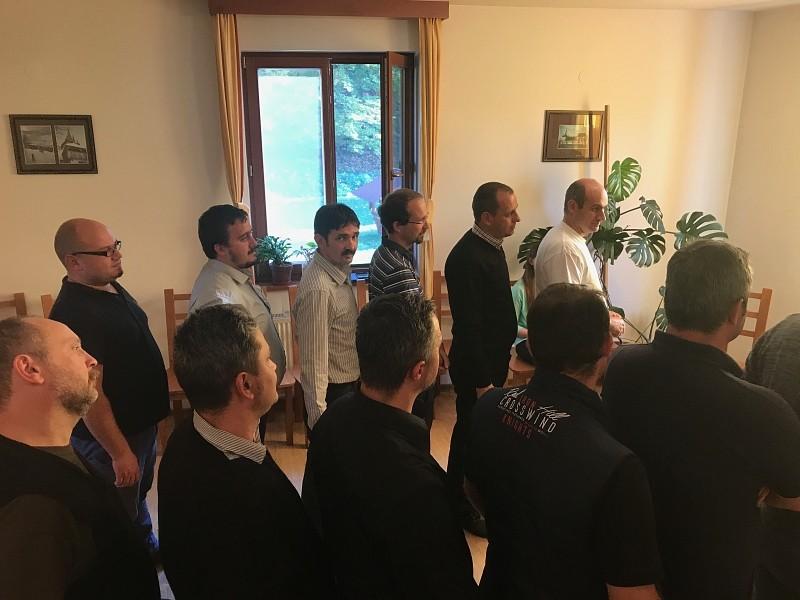 Egyházmegyei ifjúsági előadók találkozója
