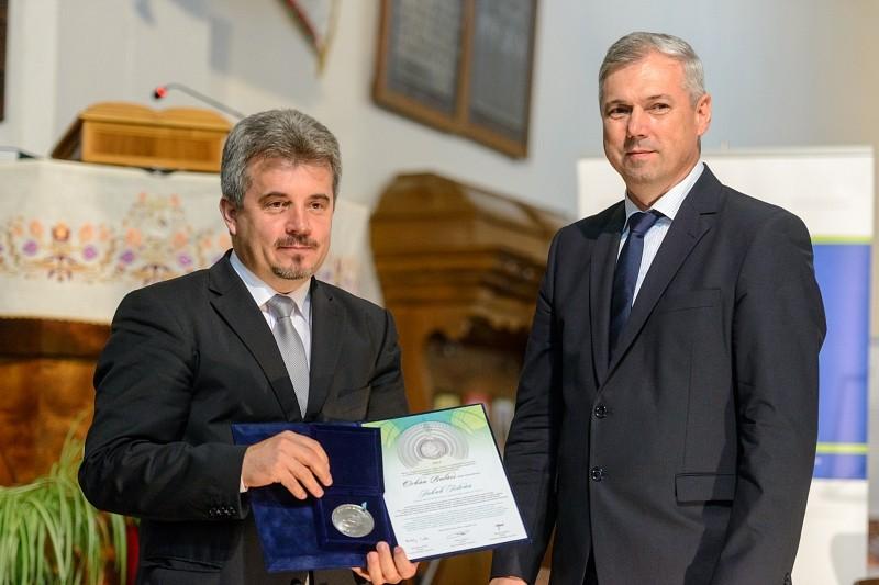 Református kitüntetettjei vannak az Orbán Balázs-díjnak