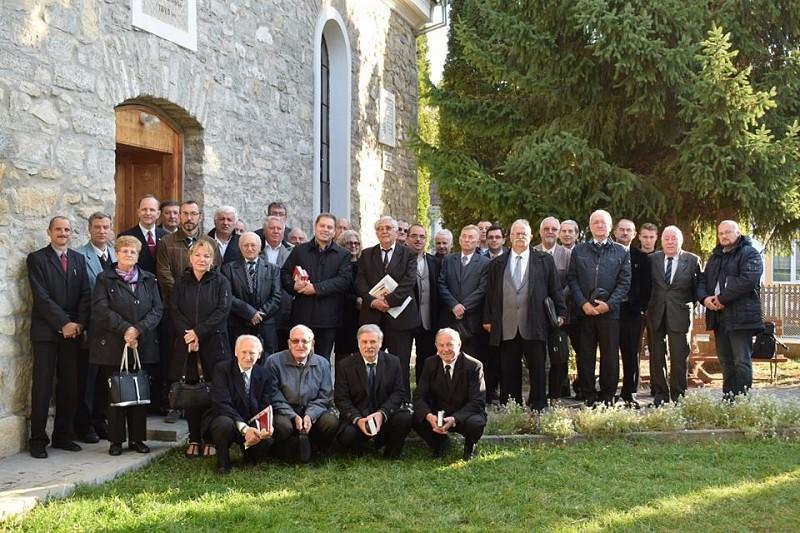 Zsobokon ülésezett a presbiteri szövetségek együttműködési tanácsa