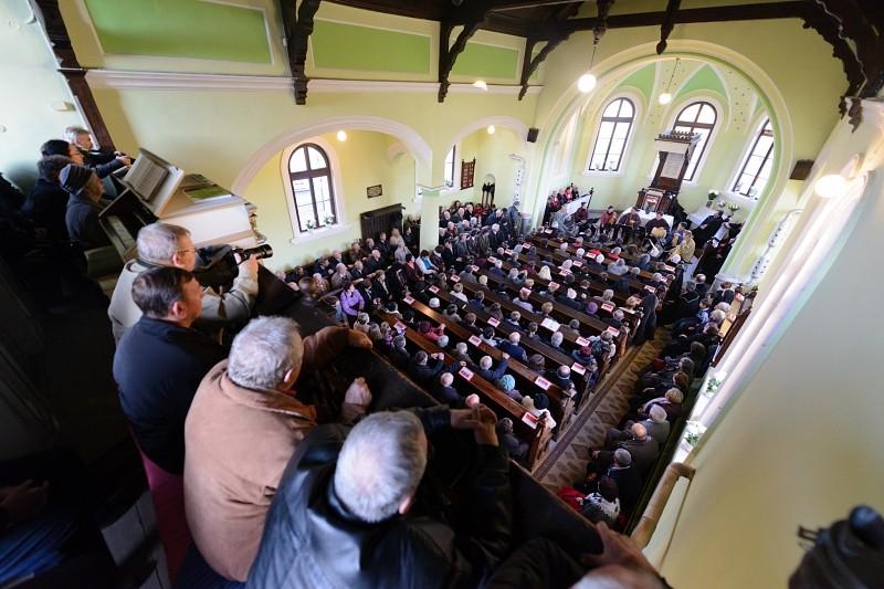 Protestáns reformációi ünnep Segesváron