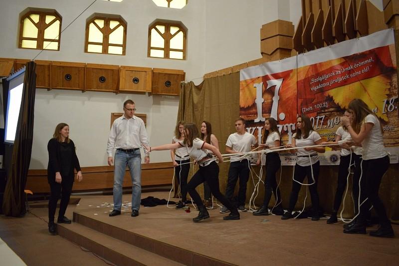 17. alkalommal szerveztek színjátszó találkozót a kolozsmonostori fiatalok