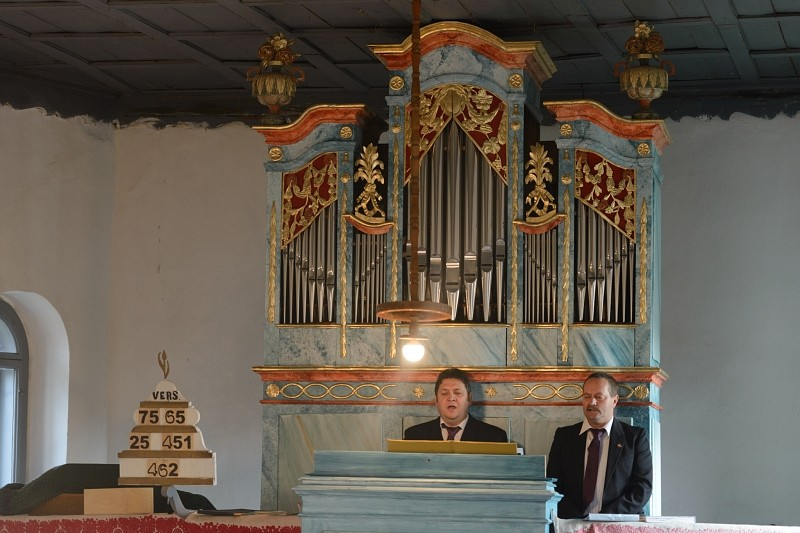 Megújult a fiatfalvi reformátusok orgonája