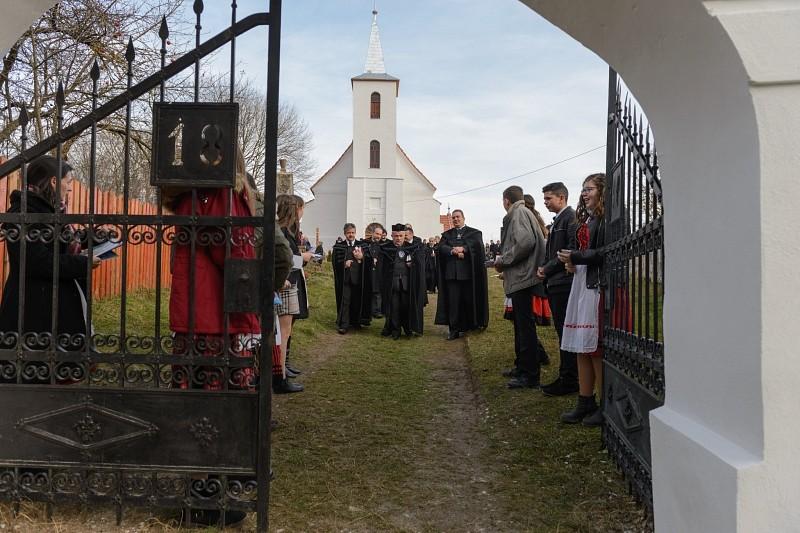 Megújult az egerpataki református templom