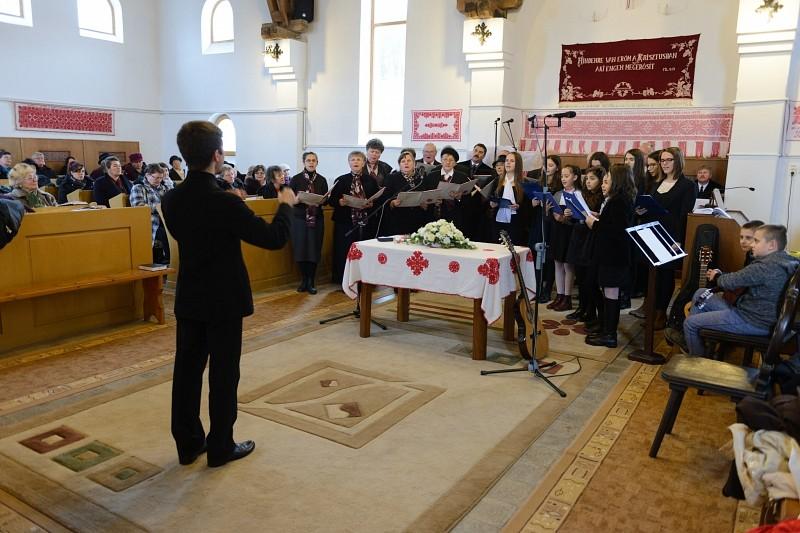 Hatvan éves a kolozsvári Irisz-telepi református templom