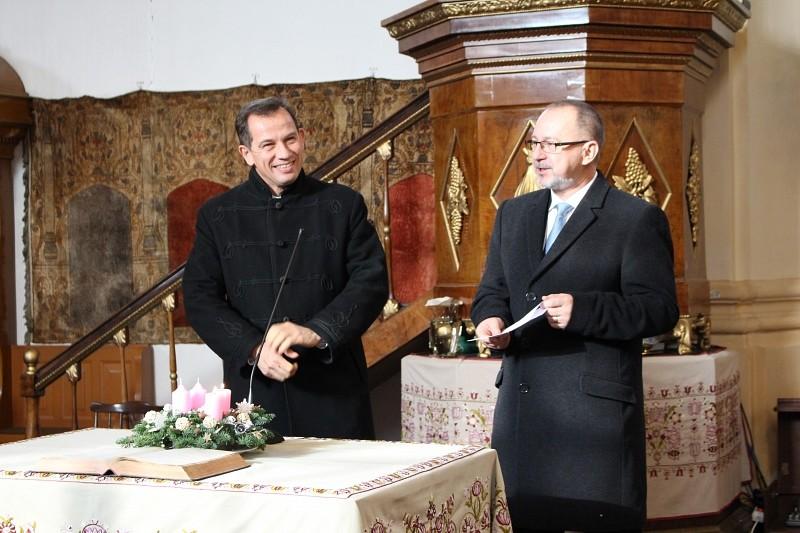 Templomtörténeti kiállítás a marosvásárhelyi Kistemplomban