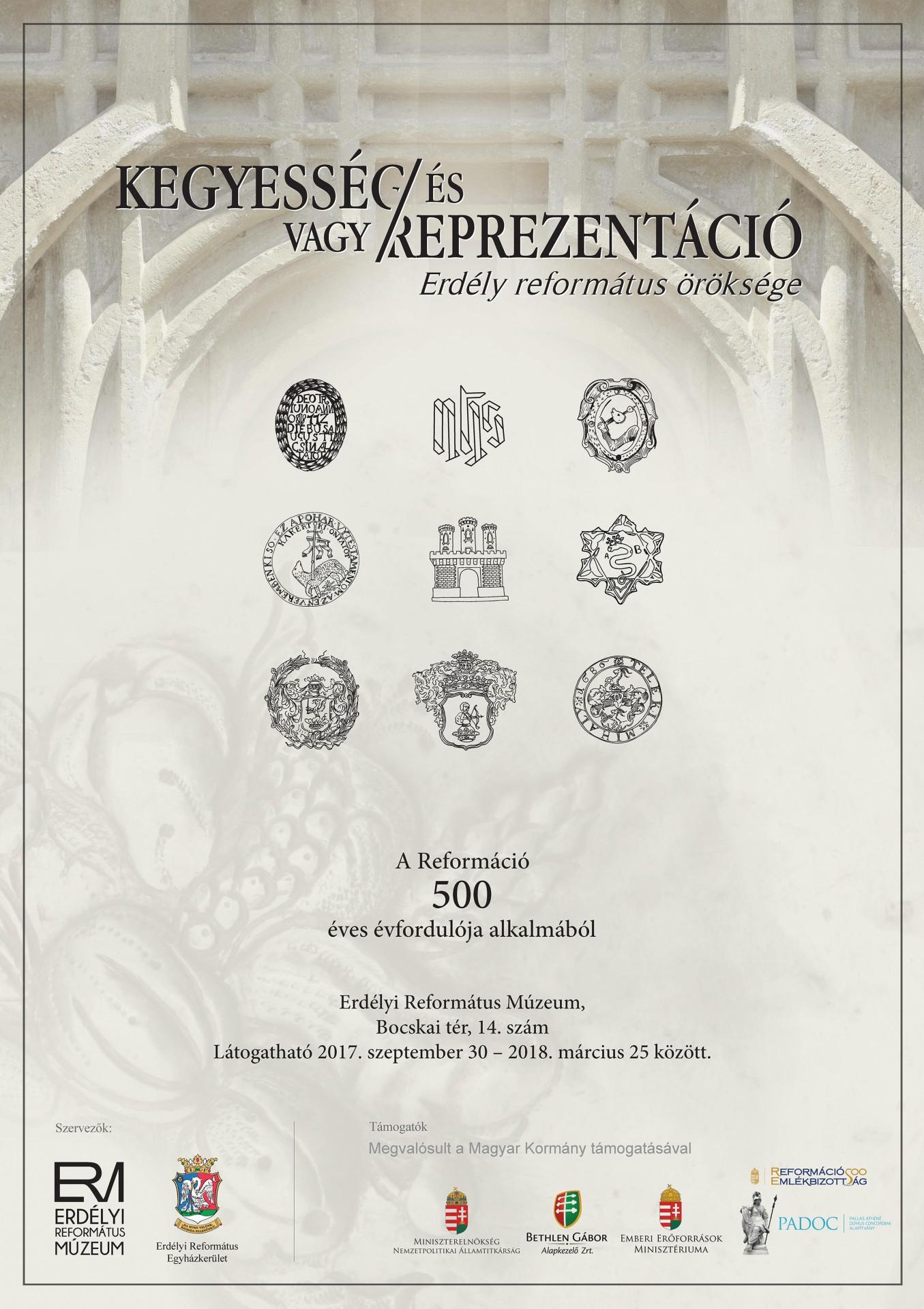 Egyháztörténeti kiállítás a nemrég megnyílt Erdélyi Református Múzeumban