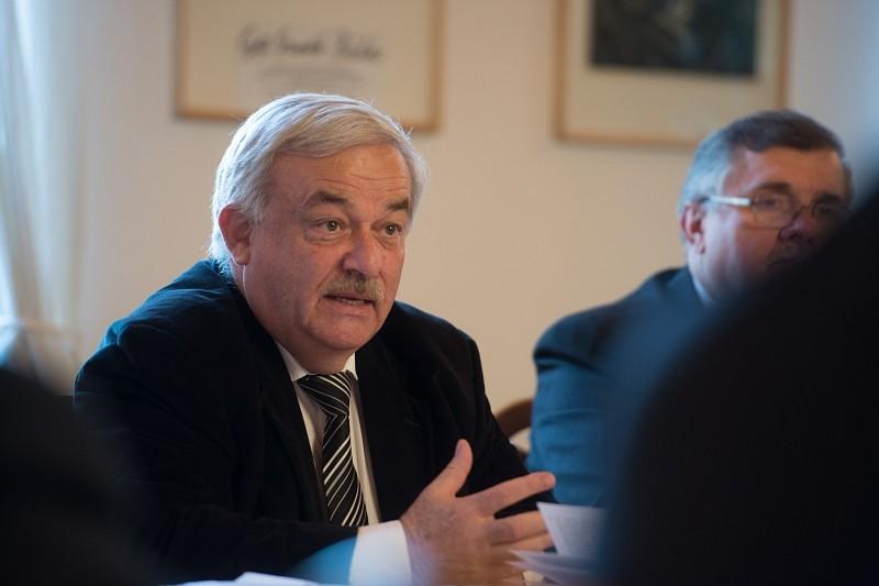 Kolozsváron ülésezett az Esperesek Kollégiuma